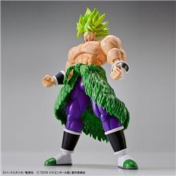 Dragon Ball: Super Saiyan Broly Fullpower Standard Plastic Model Kit 15 cm