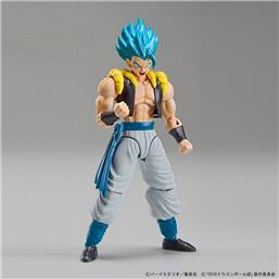 Dragon Ball: Super Saiyan God Super Saiyan Gogeta Plastic Model Kit 15 cm