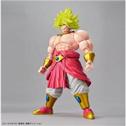 Legendary Super Saiyan Broly Plastic Model Kit 15 cm