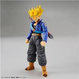 Super Saiyan Trunks Plastic Model Kit 15 cm