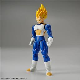 Dragon Ball: Super Saiyan Vegeta  Standard Plastic Model Kit 15 cm