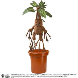 Harry Potter: Mandrake Interaktive Bamse 40 cm