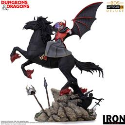 Dungeons & Dragons: Venger with Nightmare & Shadow Demon BDS Art Scale Statue 1/10 44 cm