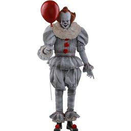IT: Pennywise Movie Masterpiece Action Figure 1/6 32 cm