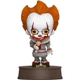 IT: Pennywise with Broken Arm Cosbaby Mini Figure 11 cm