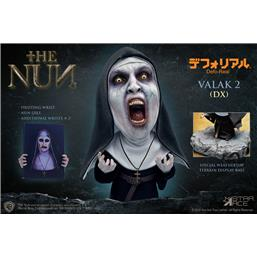 Nun: Valak 2 (Open mouth) Deluxe Version Defo-Real Series Soft Vinyl Figure 15 cm