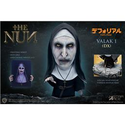 Valak Deluxe Version Defo-Real Series Soft Vinyl Figure 15 cm