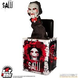 Saw: Billy Burst-A-Box Music Box 36 cm