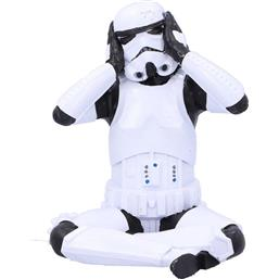 Hear No Evil Stormtrooper 10 cm