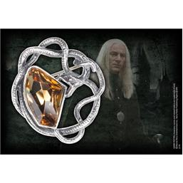 Harry Potter: Lucius Malfoy Broche (Sterling Sølv)