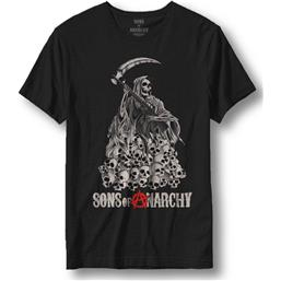 Sons Of Anarchy: Skull Reaper T-Shirt