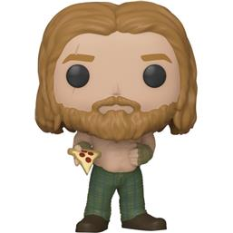 Thor w/Pizza POP! Movies Vinyl Figur (#578)