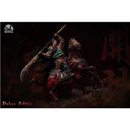 Mythology, Legends, Gods: Guan Yu Deluxe Edition Five Tiger Generals Series Statue 94 cm