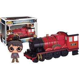 POP! Rides Hogwarts Express med Harry Potter (#20)