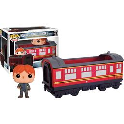 POP! Rides Hogwarts Express med Ron (#21)