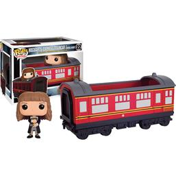 Harry Potter: POP! Rides Hogwarts Express med Hermione (#22)