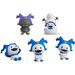 Diverse: Hee-Ho! Jack Frost Shin Megami Tensei Collectible Figures 5-pack 4 cm