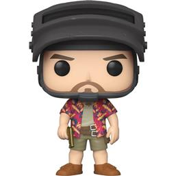 Hawaiian Shirt Guy POP! Games Vinyl Figur (#557)