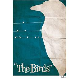 The Birds Art Print 42 x 30 cm
