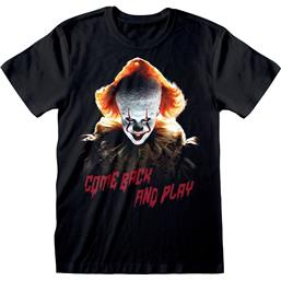 Come Back And Play T-Shirt