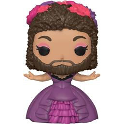 Bearded Lady POP! Movies Vinyl Figur