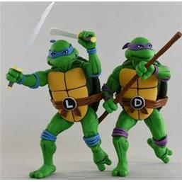 Leonardo & Donatello Action Figure 2-Pack 18 cm