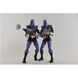 Foot Soldier 'Army Builder' Action Figure 2-Pack 18 cm