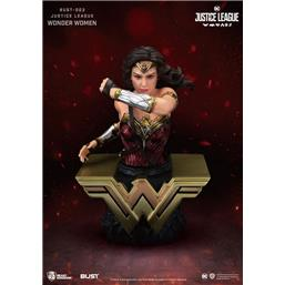 Wonder Woman PVC Buste 15 cm