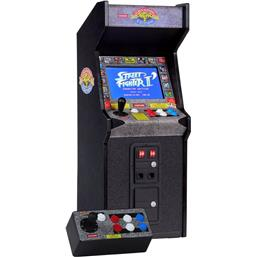 Street Fighter: Street Fighter II: Champion Edition x RepliCade Mini Cabinet Arcade Game 1/6