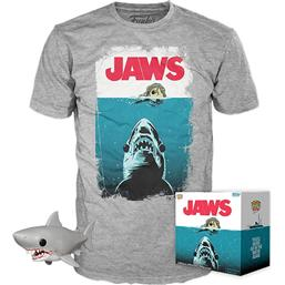 Night Swim Jaws POP! & Tee Box