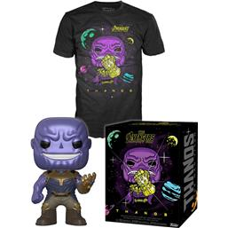Thanos POP! & Tee Box