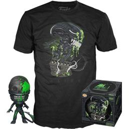 Xenomorph POP! & Tee Box 40th Anniversary