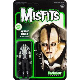 Misfits: Jerry Only Glow In The Dark ReAction Action Figure 10 cm