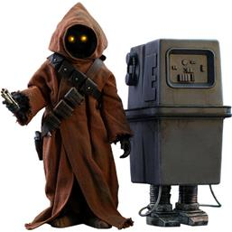 Jawa & EG-6 Power Droid Movie Masterpiece Action Figure 2-Pack 1/6 18-21 cm