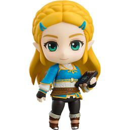 Zelda Breath of the Wild Ver. Nendoroid Action Figure 10 cm