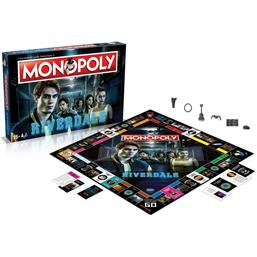 Riverdale Board Game Monopoly *English Version*