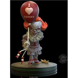 Pennywise Q-Fig Figure 15 cm