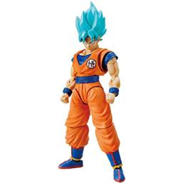 Dragon Ball: Super Saiyan God Super Saiyan Son Goku Plastic Model Kit 18 cm
