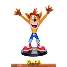 Crash Bandicoot PVC Statue 23 cm