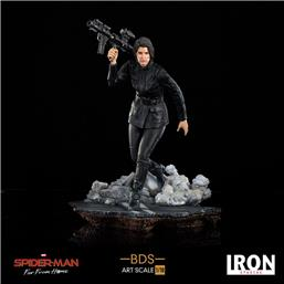 Maria Hill BDS Art Scale Deluxe Statue 1/10