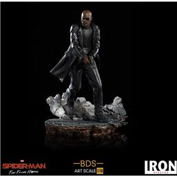Nick Fury BDS Art Scale Deluxe Statue 1/10