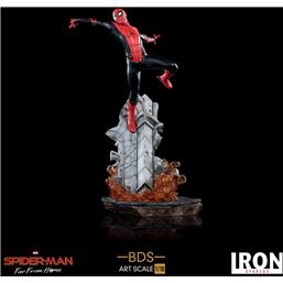 Spider-Man BDS Art Scale Deluxe Statue 1/10