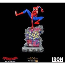Peter B. Parker BDS Art Scale Deluxe Statue 1/10