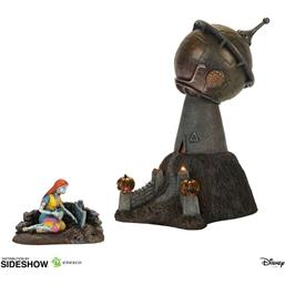 Nightmare Before Christmas: Dr. Finkelstein's Observatory 2Statue 5 cm