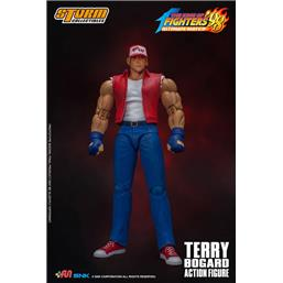 King of Fighters: Terry Bogard Action Figure 1/12 18 cm