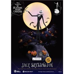 Nightmare Before Christmas: Jack Skellington Master Craft Statue 40 cm