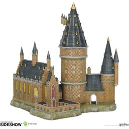 Hogwarts Great Hall & Tower Statue 33 cm