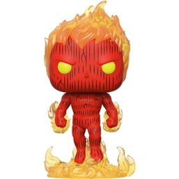 Human Torch POP! Marvel Vinyl Figur