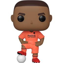 Paris Saint-Germain F.C.: Kylian Mbappé (Away Kit) POP! Football Vinyl Figur