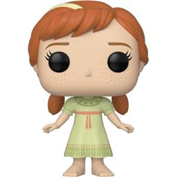 Young Anna POP! Disney Vinyl Figur